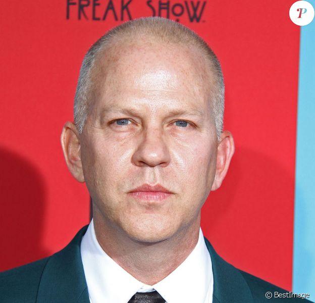 """Ryan Murphy - Soirée de présentation de la 4e saison de la série """"American Horror Story: Freak Show"""" à Hollywood, le 5 octobre 2014."""