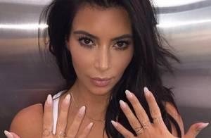 Kim Kardashian : Toujours aussi sexy, elle rend hommage à sa fille !