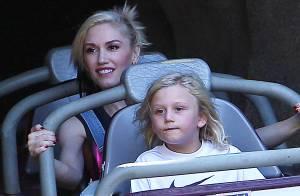 Gwen Stefani : Maman radieuse avec Zuma, elle s'éclate à Disneyland