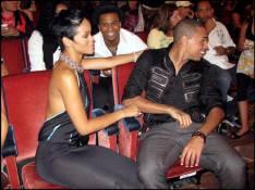 PHOTOS : Rihanna et Chris Brown, réunis et amoureux !
