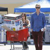 Rachel Bilson enceinte, pimpante et bricoleuse : Sa sortie shopping improbable