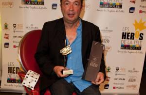 Ingrid Chauvin : Sublime et récompensée lors d'un festival ensoleillé