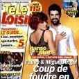 Magazine Télé-Loisirs, en kiosques le 13 octobre 2014.