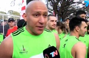 Jonás Gutiérrez (Newcastle) atteint d'un cancer : Transformé, il court à nouveau