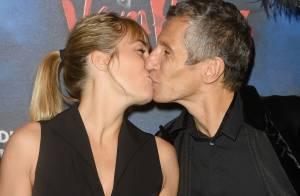 Nagui in love face à Marie-Claude Pietragalla et son chéri au Bal des Vampires
