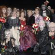 Roman Polanski - Générale de la comédie musicale Le Bal des Vampires, au théâtre Mogador à Paris, le 16 octobre 2014