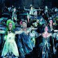 """""""Le bal des vampires"""", une comédie musicale mise en scène par Roman Polanski au Théâtre Mogador à partir du 16 octobre 2014."""