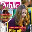Couverture du magazine Public N°588 en kiosques dès le 17 octobre 2014.