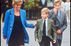 Lady Di : Les princes William et Harry unis dans un hommage plein de passion