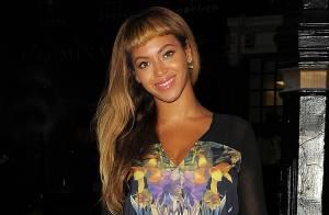 Beyoncé : Colorée et court vêtue à Londres, soirée détente avec Jay Z et Adele