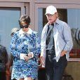 Reçue sur le plateau de l'émission Today, Kris Jenner parle de son ex-mari Bruce Jenner et des rumeurs de changement de sexe dont il fait l'objet. New York, le 20 octobre 2014.