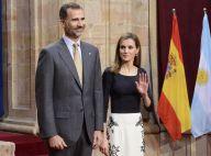 Letizia et Felipe VI d'Espagne: Superbes et fidèles aux Prix Prince des Asturies
