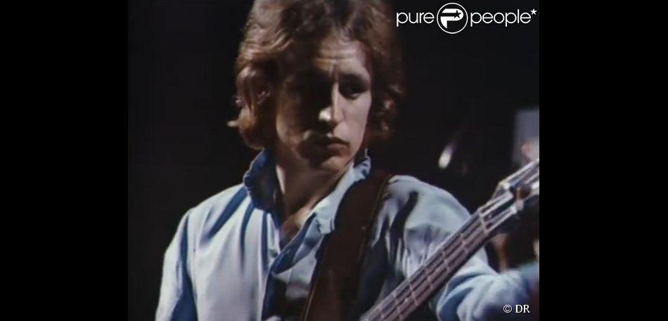 Jack Bruce, bassiste et chanteur du groupe Cream, est mort le 25 octobre 2014.