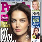 Katie Holmes : Son divorce, sa fille Suri, sa carrière, elle s'exprime...