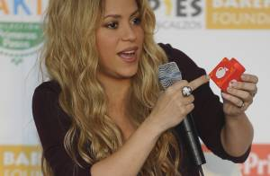 Shakira, enceinte : Joueuse et radieuse, la star s'amuse en attendant bébé
