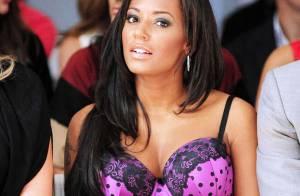 PHOTOS : Mel B, reine de la lingerie fine...