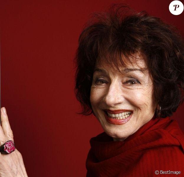 Judith Magre en 2012.
