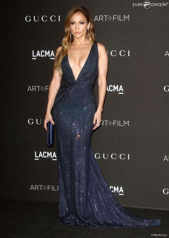 Jennifer Lopez lors de la soirée