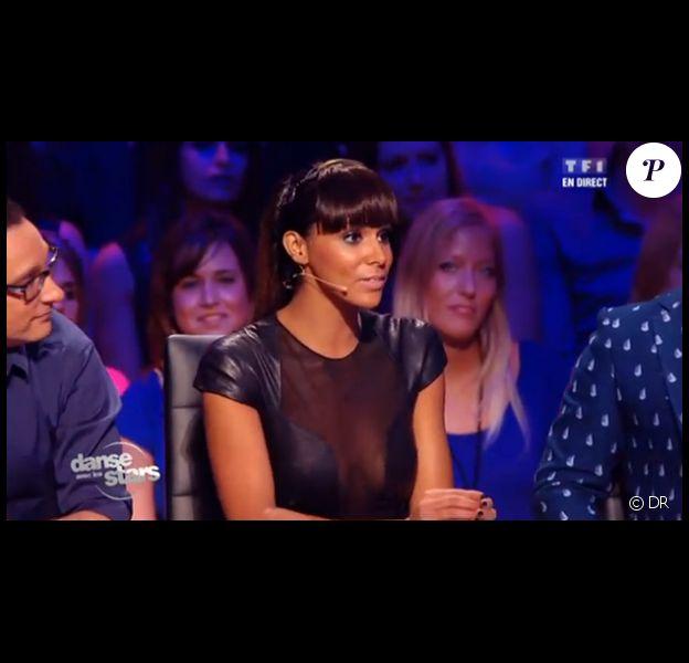 Shy'm, sexy, le 11 novembre 2012 dans Danse avec les stars 3 sur TF1