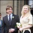 Sean Bean et son ex-femme Georgina Sutcliffe en 2008