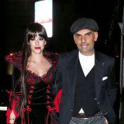 Christian Audigier : Sa très sexy Nathalie parée pour une soirée Halloween