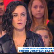 Alizée, les larmes aux yeux: 'Grégoire ne se sentait pas à 100% avec Nathalie!'