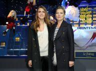 Kate Moss et Cara Delevingne au Printemps : Duo de choc pour un Noël magique