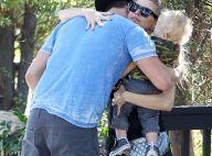 Fergie et Josh Duhamel : Parents amoureux et unis autour du craquant Axl