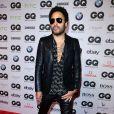 """Lenny Kravitz lors de la soirée de gala """"GQ Men of the Year Award"""" à Berlin en Allemagne le 6 novembre 2014."""
