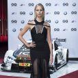 """Karolina Kurkova lors de la soirée de gala """"GQ Men of the Year Award"""" à Berlin en Allemagne le 6 novembre 2014."""