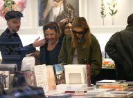 Kate Moss : Shopping à Paris et interview intime dans sa villa