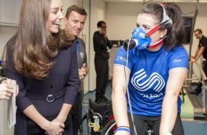 Kate Middleton, enceinte : En manque de sport, elle passe un test difficile...