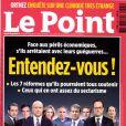 Le Point, en kiosques le 13 novembre 2014.
