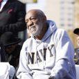 """Bill Cosby lors d'une cérémonie """"veterans day"""" à Philadelphie, le 11 novembre 2014"""