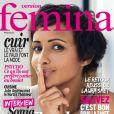 Sonia Rolland en couverture de Version Femina du 17 novembre 2014