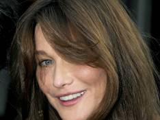 Carla Bruni-Sarkozy : 'Je ne me sens pas très housewife !'