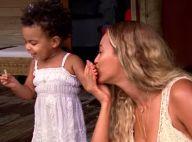 Beyoncé : Divine et gaga de sa fille Blue Ivy, craquante héroïne de ''Blue''