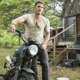 Image du film Jurassic World avec Chris Pratt.