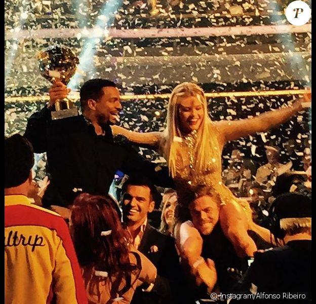 Alfonso Ribeiro a remporté la 19e saison de Dancing with the Stars, le 25 novembre 2014