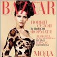 Laetitia Casta pour Harper's Bazaar édition russe du mois de septembre 2010