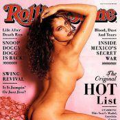Laetitia Casta nue pour ''Lui'' : Ses couvertures les plus hot, sexy et dénudée