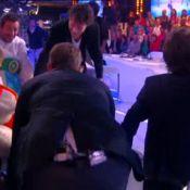 TPMP - Lourde chute en direct : Bernard Montiel écrase Isabelle Morini-Bosc !