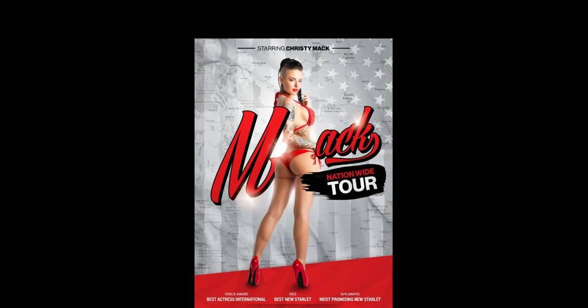 Christy mack tour