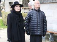Obsèques de la grande Hélène Duc : La peine de Juliette Gréco, Francis Huster...