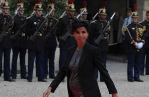 PHOTOS : Rachida Dati, une mère célibataire qui assume, même devant le pape !
