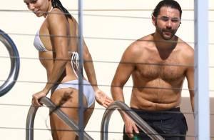 Eva Longoria, torride en bikini : Son chéri Jose conquis