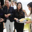 Eva Longoria assiste à la soirée d'ouverture de la nouvelle boutique Rimowa. Miami, le 3 décembre 2014.