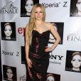 Avril Lavigne fete la sortie de son nouvel album a New York, le 5 novembre 2013.