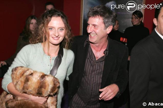 Daniel Auteuil et sa fille Aurore