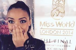 Miss Monde 2014 - Flora Coquerel, robe sexy et cours d'anglais pour gagner